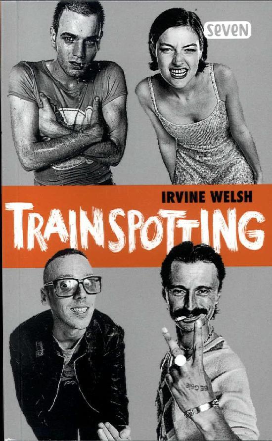Welsh, Irvine: Trainspotting