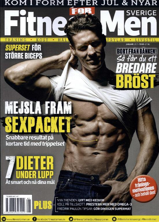 Fitness for Men Sverige