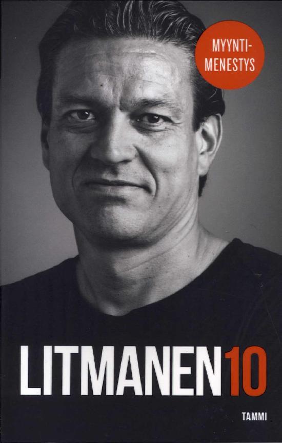Litmanen, Jari: Litmanen 10 (Jättipokkari)