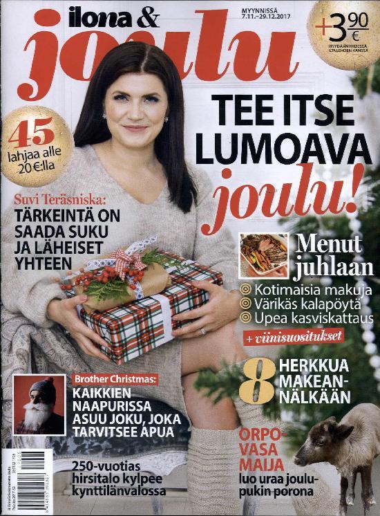 Iltalehti Ilona Erikoisnumero Joulu