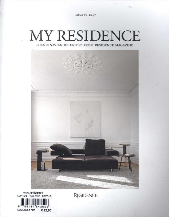 My Residence ISSUE #1 2017