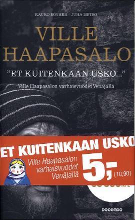 Haapasalo, Ville: Et kuitenkaan usko (vyötetty painos)