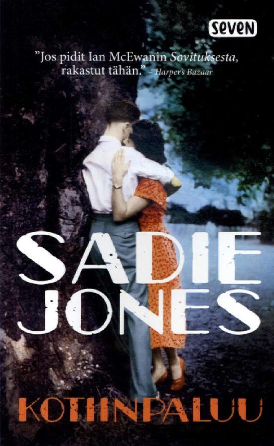 Jones, Sadie: Kotiinpaluu
