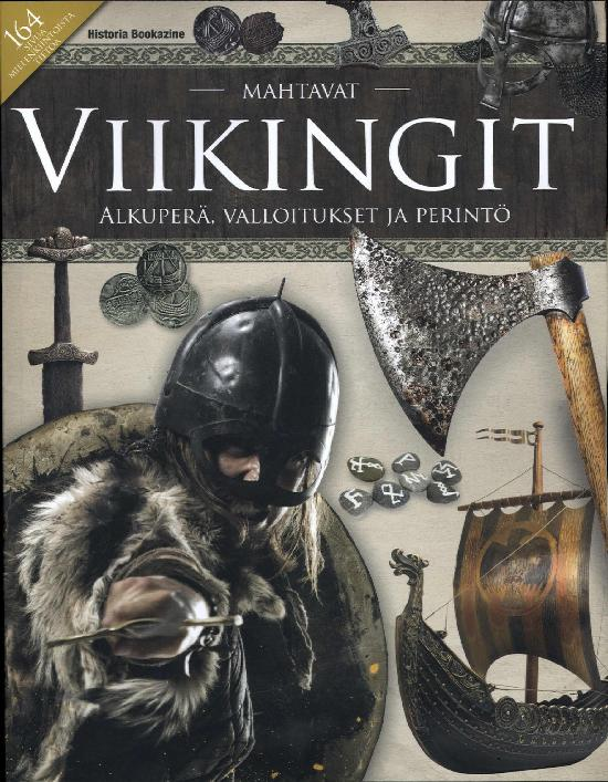 Historia Bookazine Viikingit