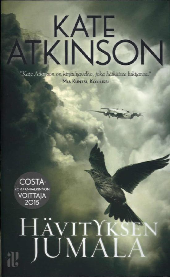 Atkinson, Kate: Hävityksen jumala