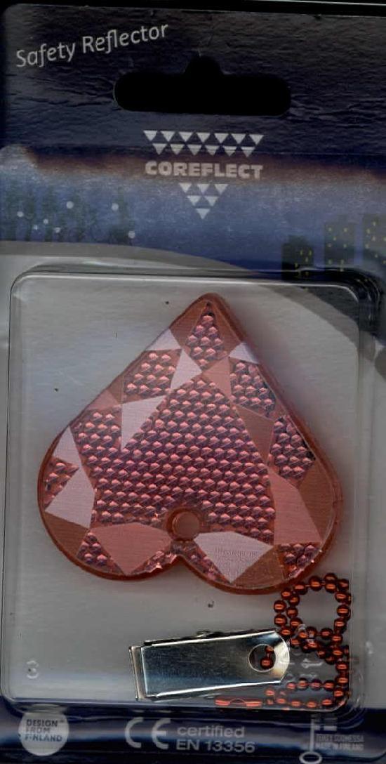 Coreflect Diamond -heijastimet 1/2017