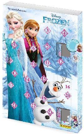 Disney Frozen Joulukalenteri 1701