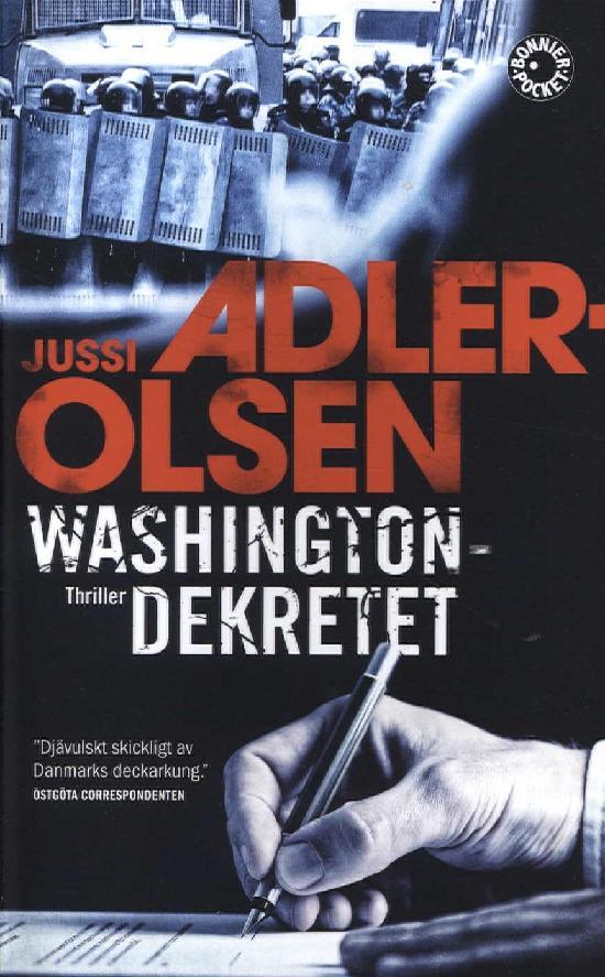 Adler-Olsen, Jussi: Washingtondekretet