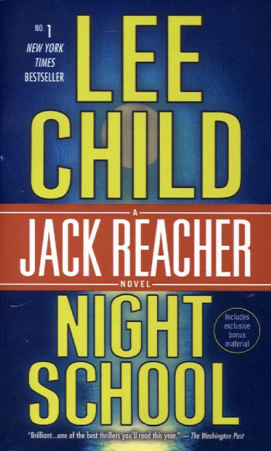 Child, Lee: Night School