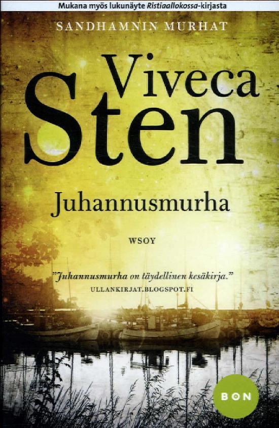 Sten, Viveca: Juhannusmurha