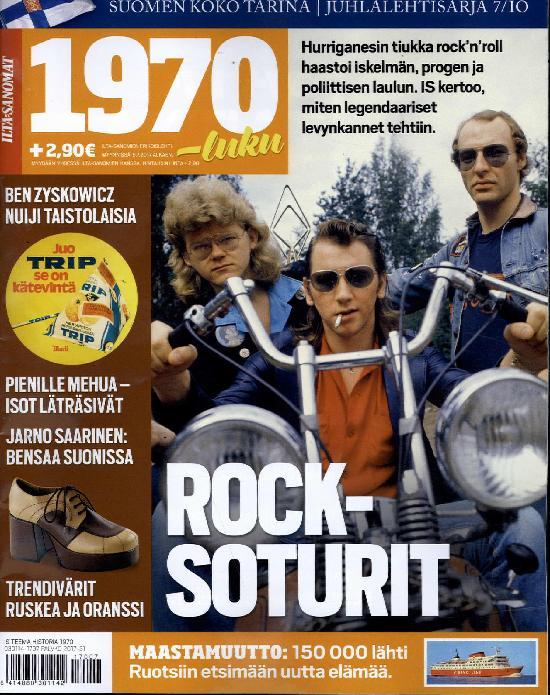 Ilta-Sanomat Teema Historia 1970-luku