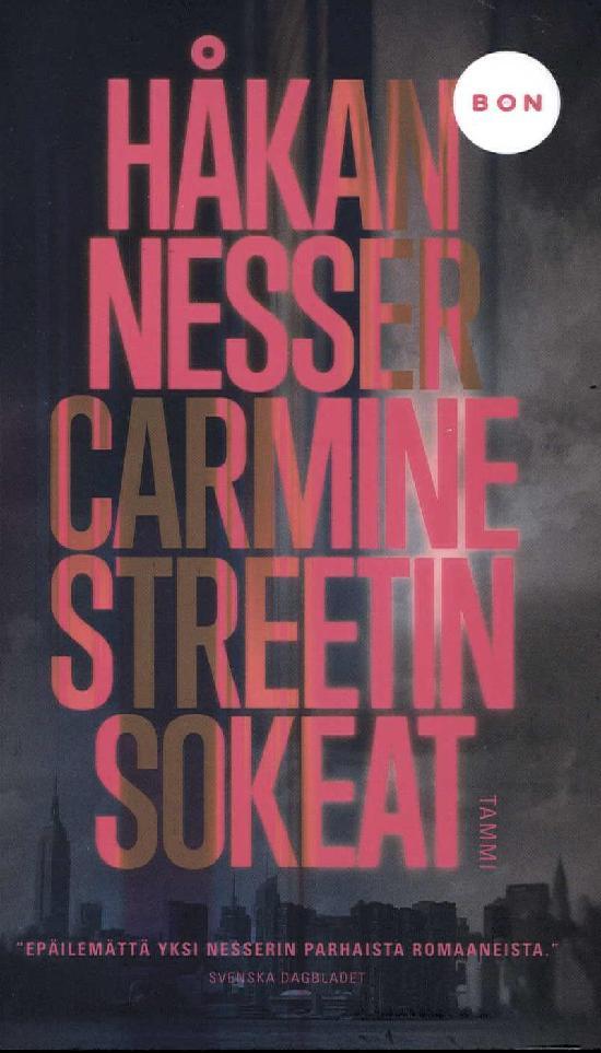 Nesser, Håkan: Carmine Streetin sokeat