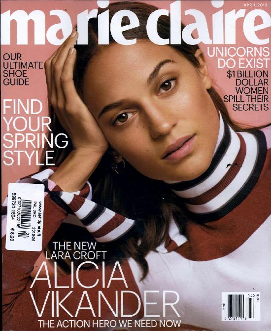 Marie Claire (Eng/USA)