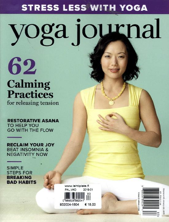 Yoga Journal Special