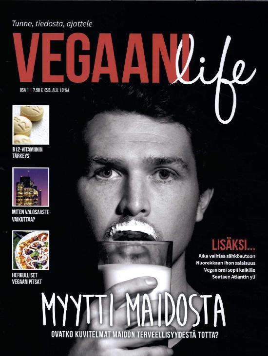 Vegaani-Life OSA 1 | 2017