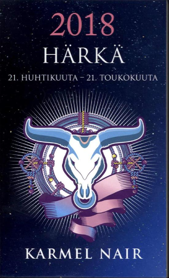 Harlequin Horoskoopit Härkä 2018