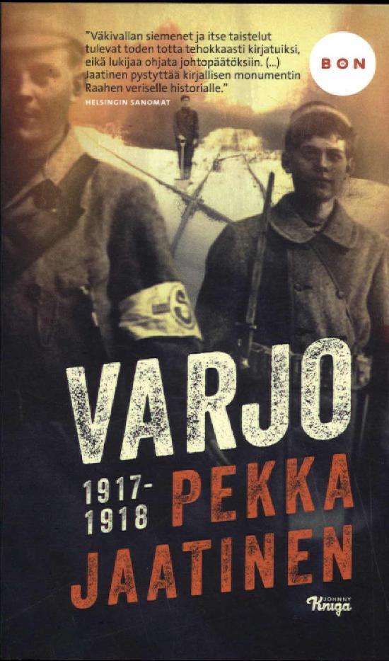 Jaatinen, Pekka: Varjo 1917-1918