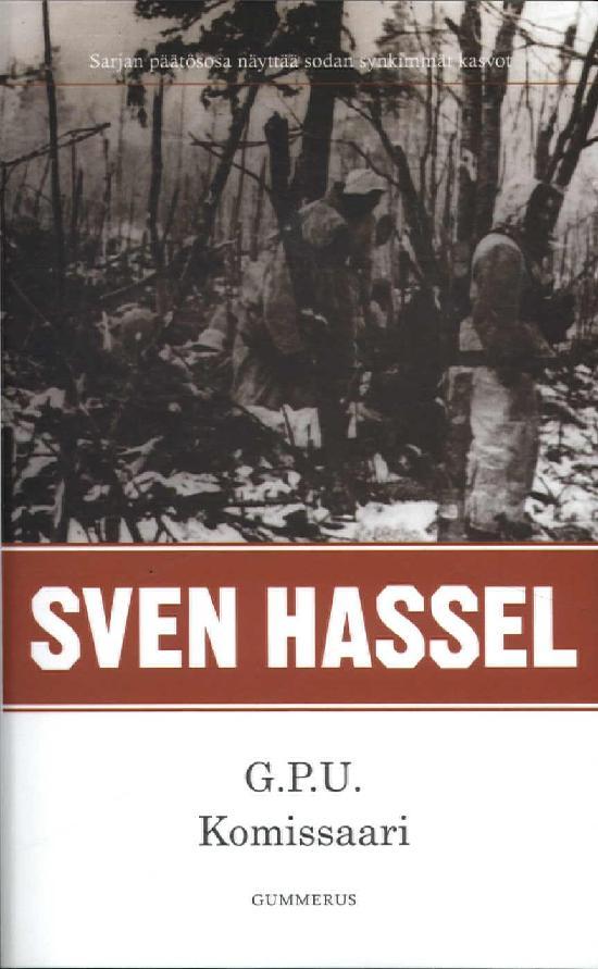 Hassel, Sven: G. P. U. & Komissaari