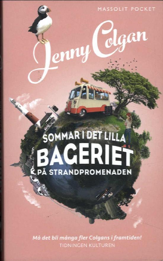 Colgan, Jenny: Sommar i det lilla bageriet på strandpromenaden