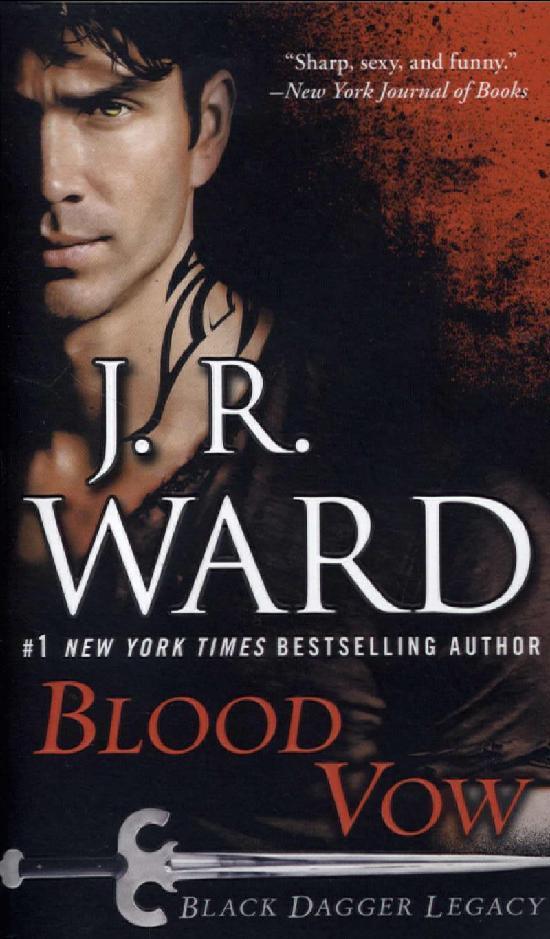 Ward, J.R: Blood Vow