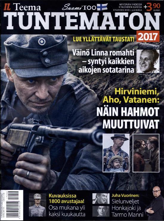 Iltalehti Teema Historia Tuntematon