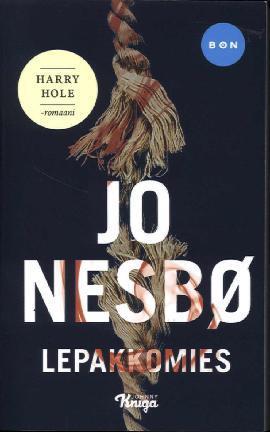Nesbø, Jo: Lepakkomies