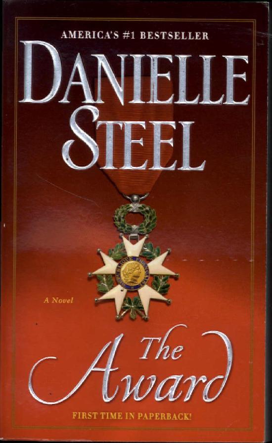 Steel, Danielle: The Award