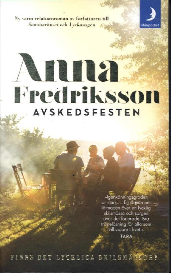 Fredriksson, Anna: Avskedsfesten