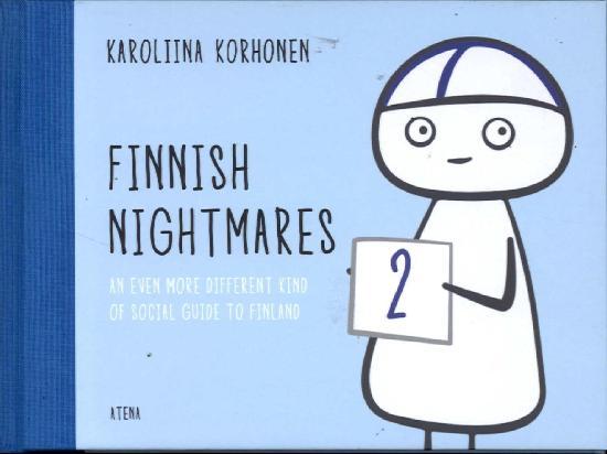 Finnish Nightmares -Sarjakuvakirja 2