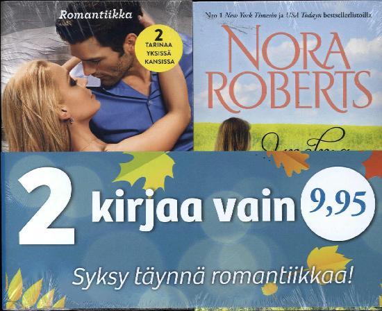Harlequin Romantiikka Tuplapakkaus 37/2018