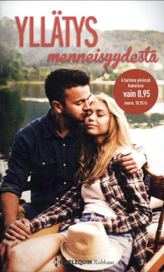Harlequin Romantiikka Antologia Yllätys menneisyydestä