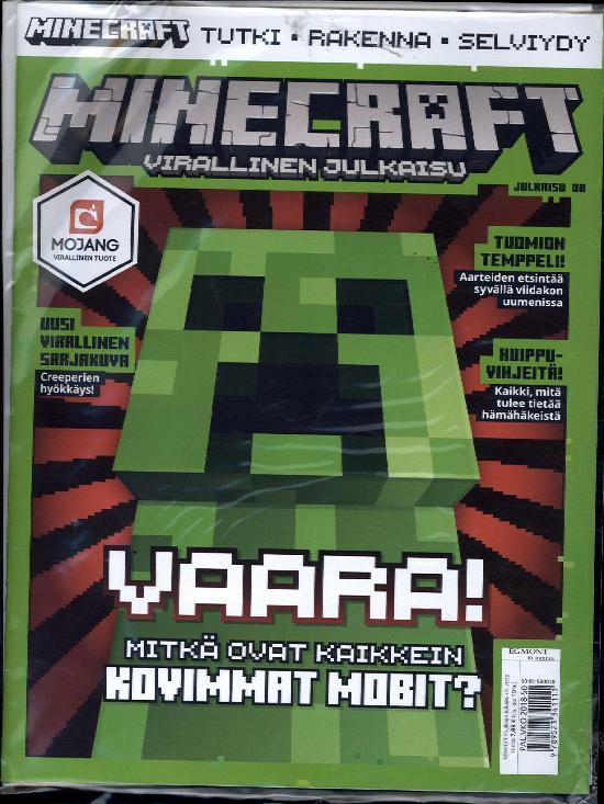 Minecraft virallinen julkaisu 5/2018