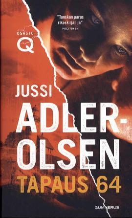 Adler-Olsen, Jussi: Tapaus 64 (Uusintapainos)