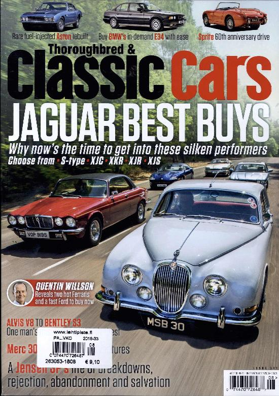 Classic Cars & Thoroughbred