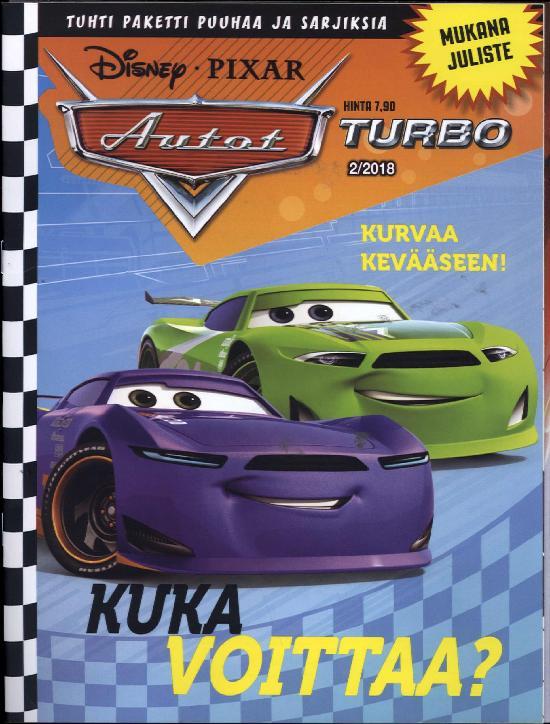 Autot Turbonumero