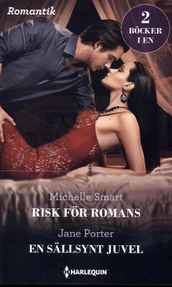 Harlequin Romantik Smart,M: Risk för romans/ Porter: J: En sällsynt juvel