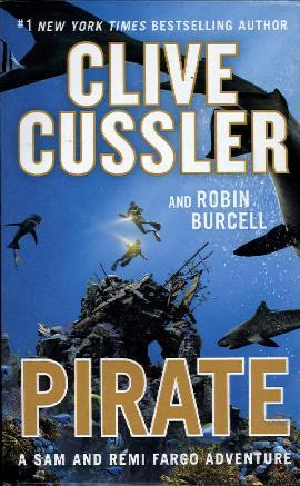 Cussler, Clive: Pirate