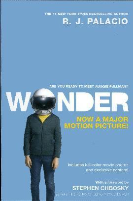 Palacio, R. J: Wonder (Movie Tie-In)