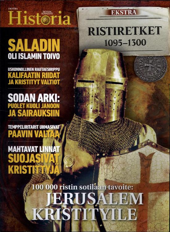 Tieteen Kuvalehti Historia Extra Ristiretket 1095-1300