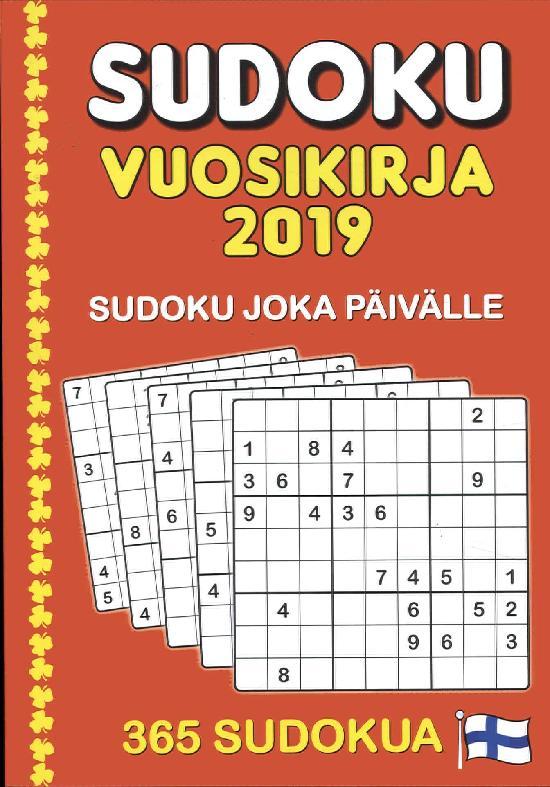 Sudoku Vuosikirja 2019