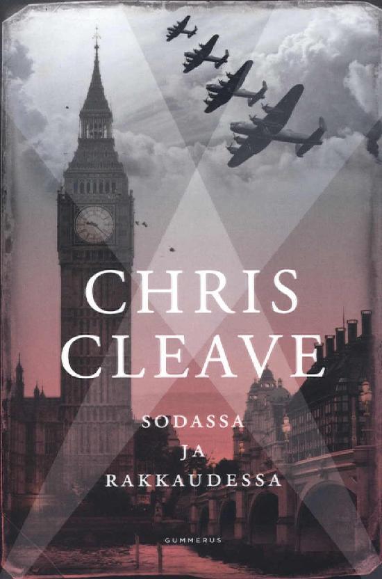 Cleave, Chris: Sodassa ja rakkaudessa