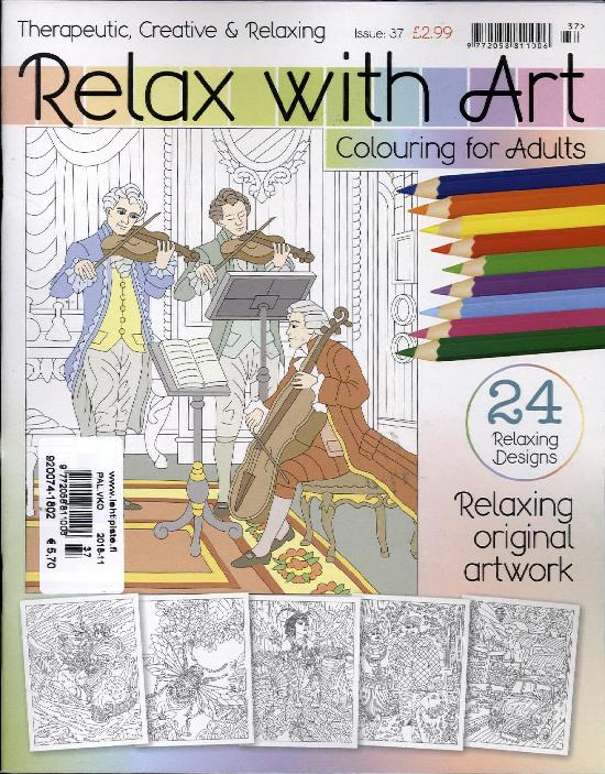 Relax with Art  1802