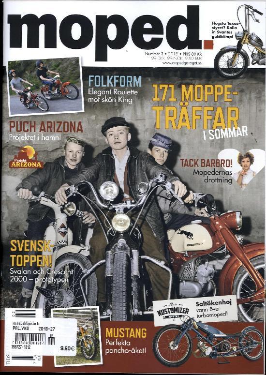 Klassiker Moped Special Nummer 2 2018