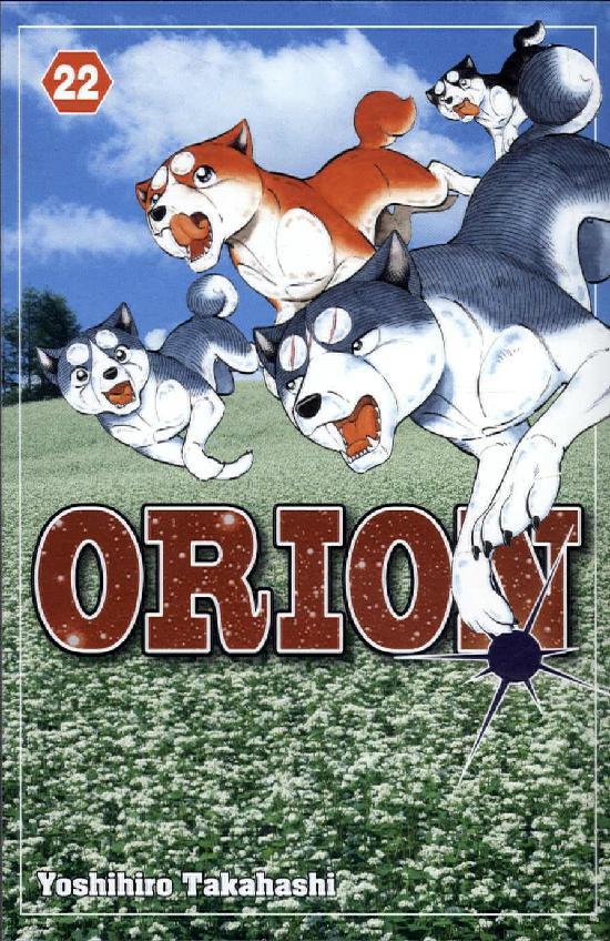 Orion -Sarjakuvakirja Osa: 22/30 2018