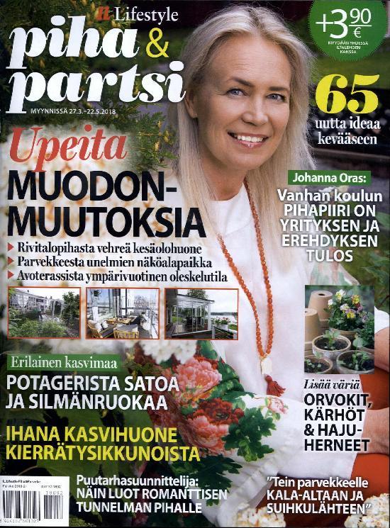 Iltalehti Lifestyle Piha & partsi