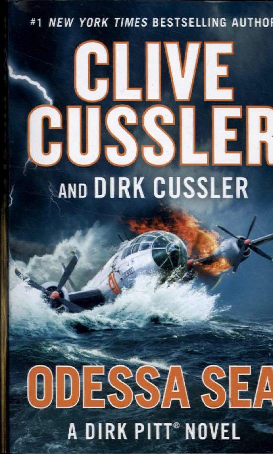 Cussler, Clive: Odessa Sea
