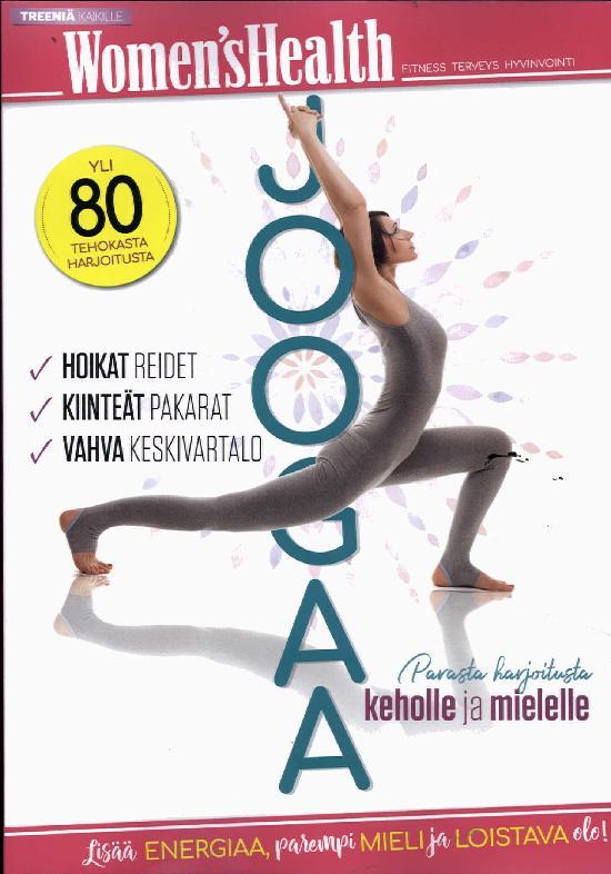 Treeniä Kaikille Women's Health joogaa