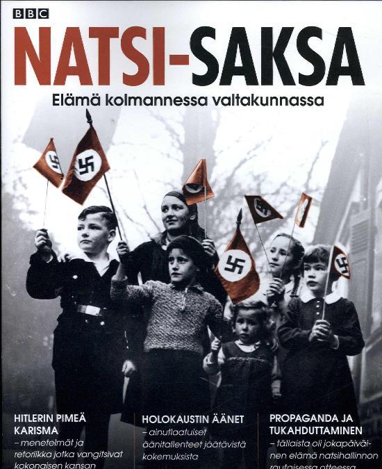 BBC Bookazine Natsi-Saksa