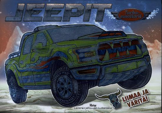 Turbomoottorit Tarrakirja Jeepit 4/2018