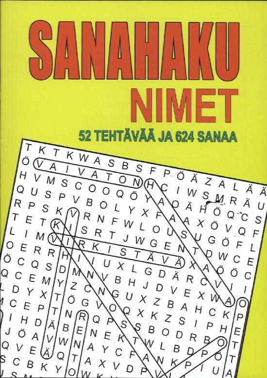 Sanahaku Nimet